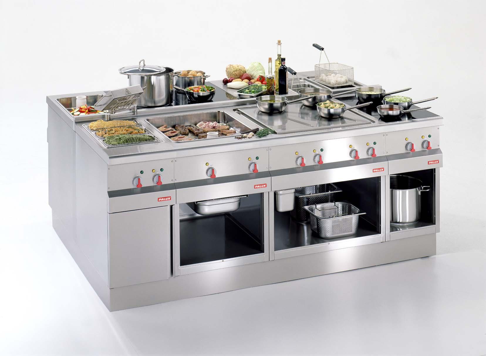 Заказать профессиональное кухонное оборудование