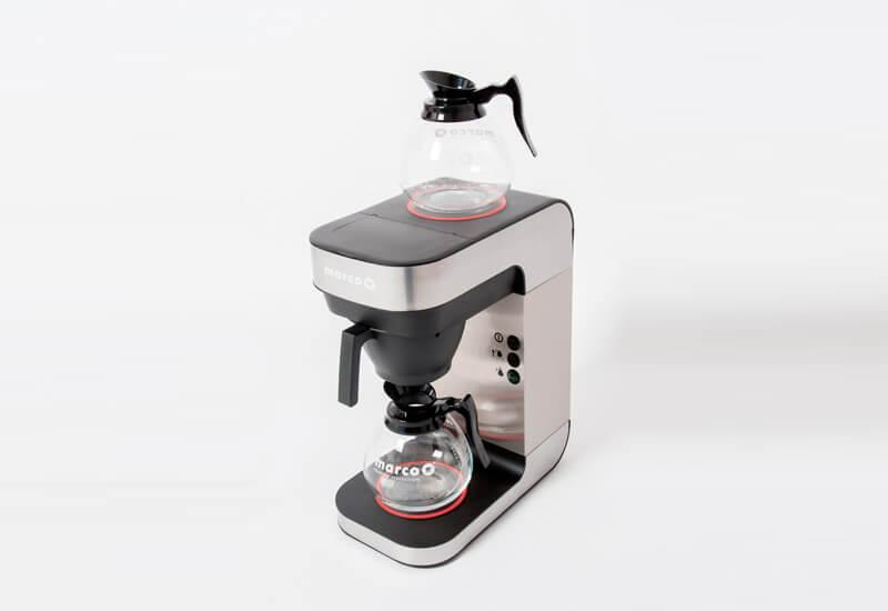 Marco - бойлеры и кофеварки для фильтрового кофе