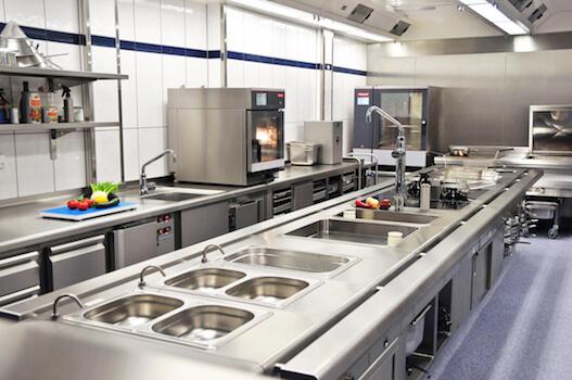 Кухонное премиум оборудование для ресторана, частного дома от фирмы Палюкс