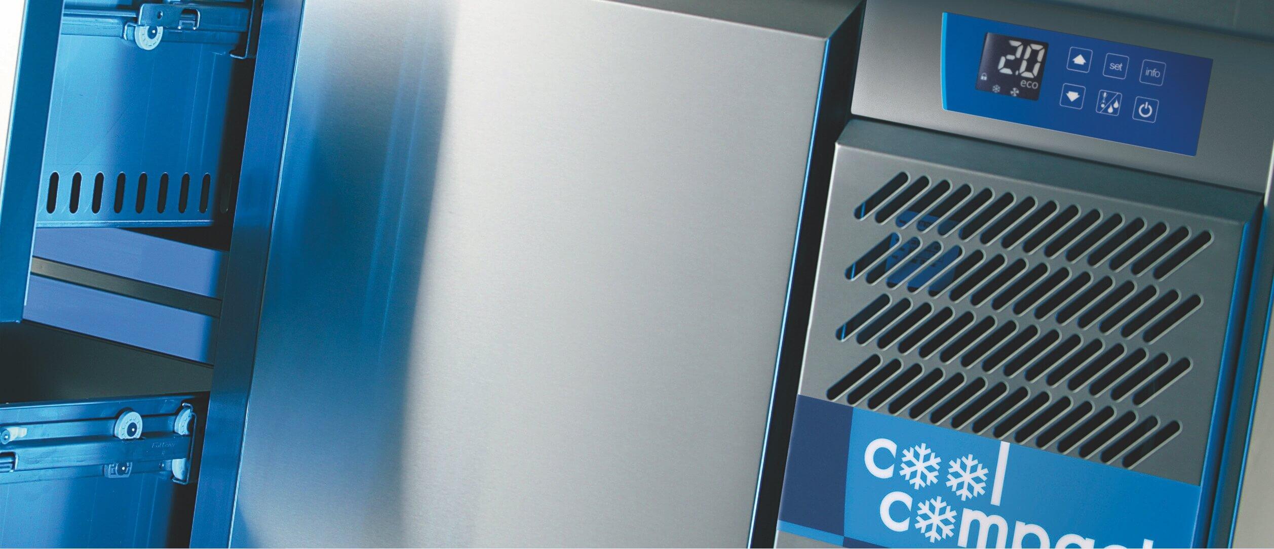 Cool compact - холодильное оборудование для ресторана и кафе