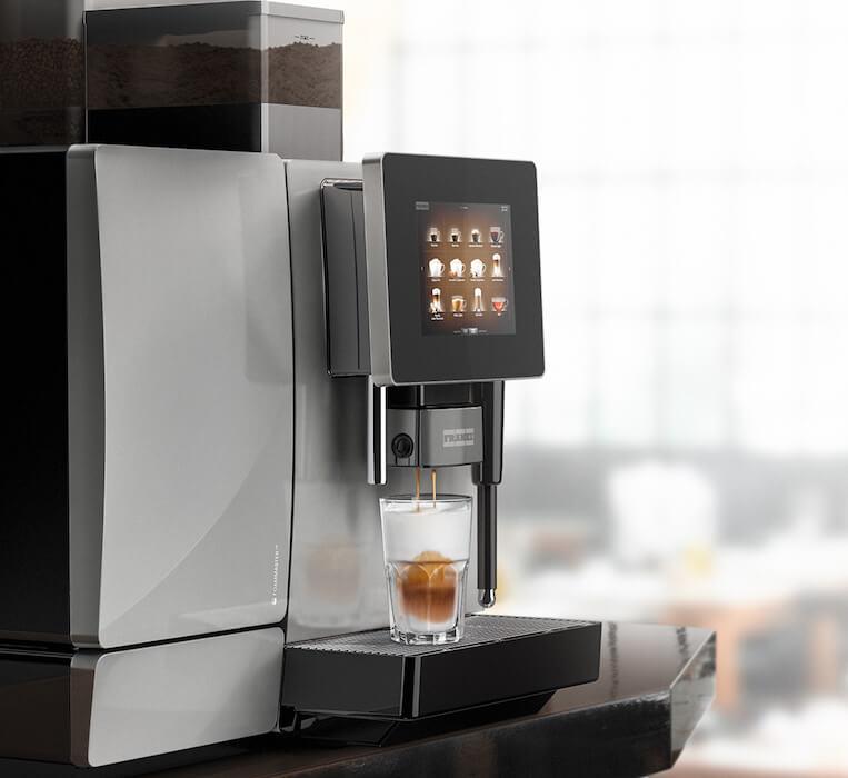 Профессиональные кофемашины для ресторана и кафе