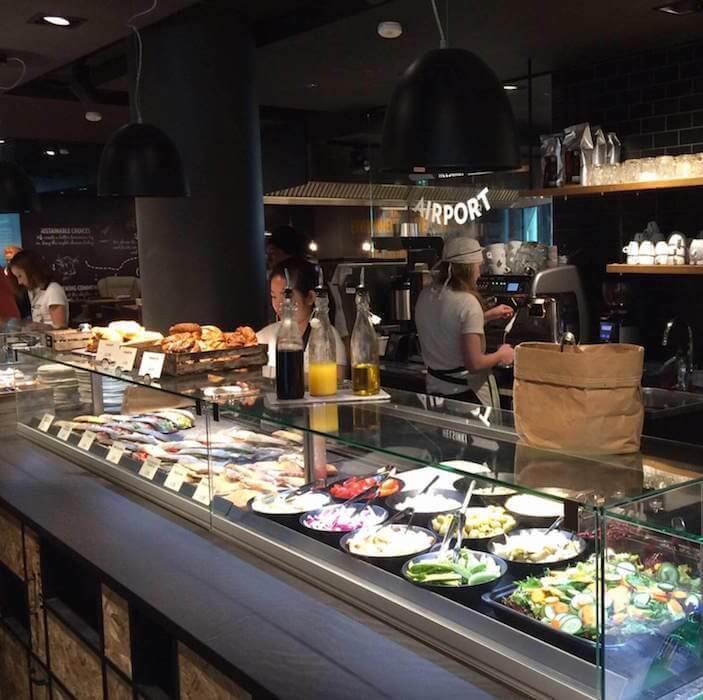 Витрины для ресторанов, баров и кафе от ideal ake и beer
