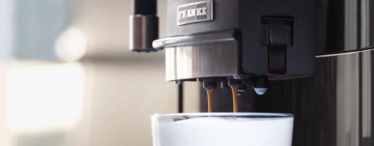 Franke - профессиональные кофемашины для ресторана и кафе