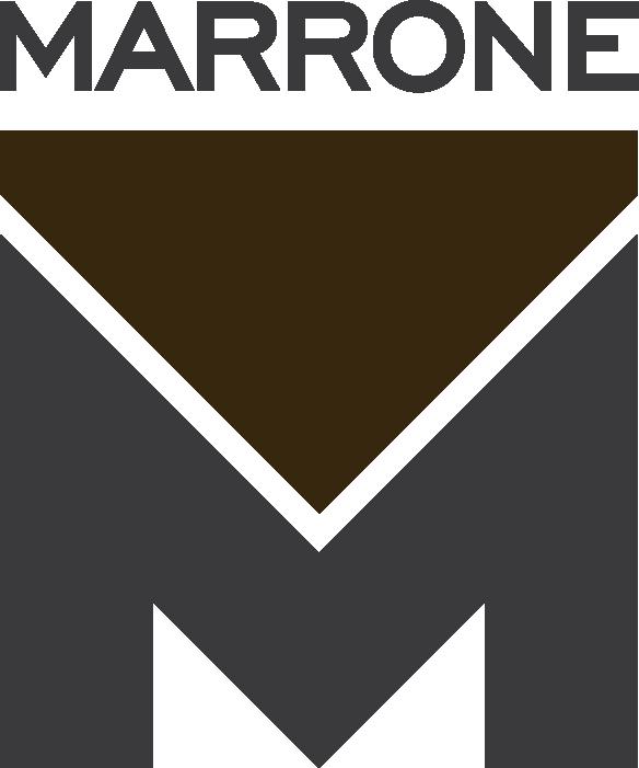 Лого Марроне - итальянский производитель премиального кухонного оборудования для ресторанов и кафе